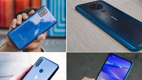 Top 5 điện thoại giá rẻ dưới 4 triệu đồng có camera 'chất', pin 'khủng'