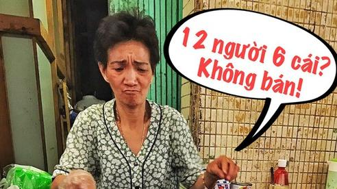 Vụ bánh tráng nướng 'bà khùng' Đà Lạt bị tố đuổi khách: Netizen chia phe bênh vực, giải thích vì... tính tình nên mới 'chửi'?