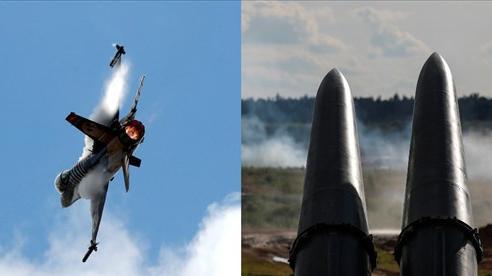 Tên lửa Iskander Nga sẽ lập tức được Armenia triển khai nếu TNK điều F-16 tới Azerbaijan