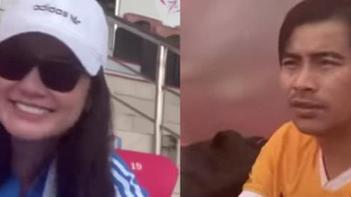 Ngọc Lan âm thầm ra sân ủng hộ, chồng cũ Thanh Bình hỏi 1 câu là đủ hé lộ luôn tình trạng của cả hai hậu 'đường ai nấy đi'