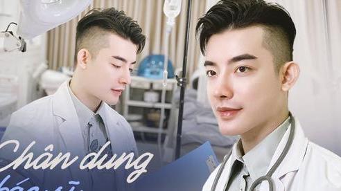 Bác sĩ hot boy có truyền thống gia đình 6 đời làm ngành y: 'Nhiều đêm thức trắng để chữa những ca làm đẹp bị lỗi'
