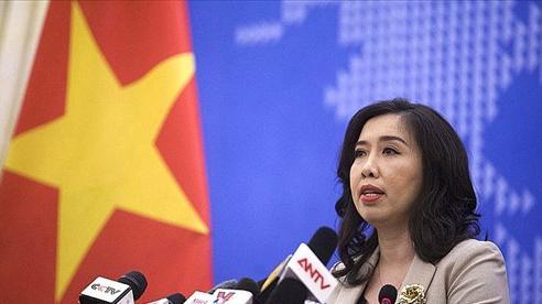Việt Nam bình luận thông tin 400 doanh nghiệp Trung Quốc ở đảo Phú Lâm