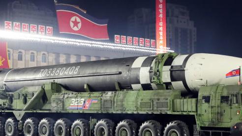 So với Triều Tiên, Mỹ lo ngại dàn tên lửa Trung Quốc nhiều hơn