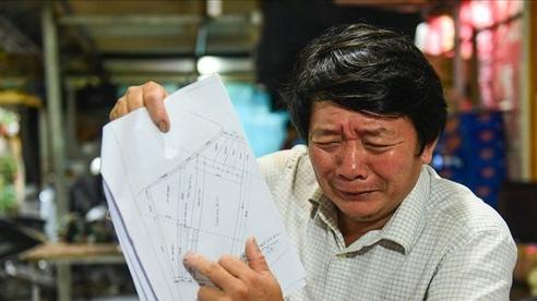 Cảm xúc vỡ òa khi luật sư bảo vệ thành công vụ 'đương sự định nhảy lầu'