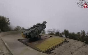 Tên lửa Nga tham gia bảo vệ Bán đảo Crimea: '50 năm vẫn chạy tốt'!