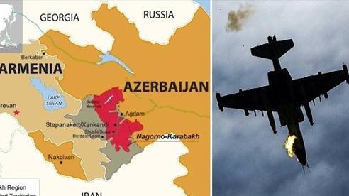 Ngừng bắn Nagorno-Karabakh: Azerbaijan bắn hạ Su-25 Armenia