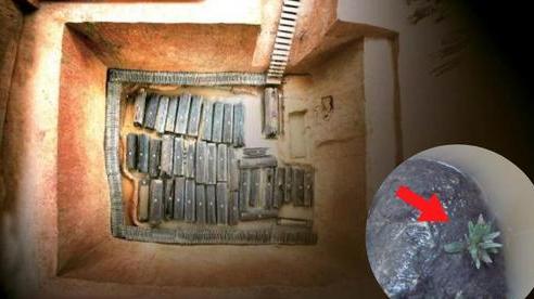 Phát hiện khảo cổ chấn động TQ: 46 thi thể phát quang trong lăng mộ 2.500 năm tuổi