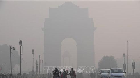 Gần 500.000 trẻ sơ sinh trên thế giới tử vong do không khí ô nhiễm