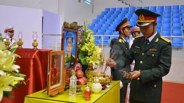 Trực tiếp tang lễ 22 chiến sĩ Đoàn 337 bị núi lở vùi lấp ở Quảng Trị