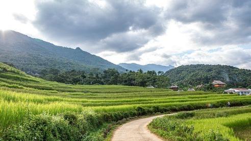 Mê mẩn vẻ đẹp Pù Luông: Điểm nghỉ dưỡng đậm chất hoang sơ giữa núi rừng Thanh Hóa