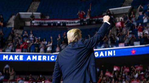 Phát hiện bất ngờ về các cuộc vận động tranh cử của ông Trump: Tổng thống đang cầm 'con dao hai lưỡi'