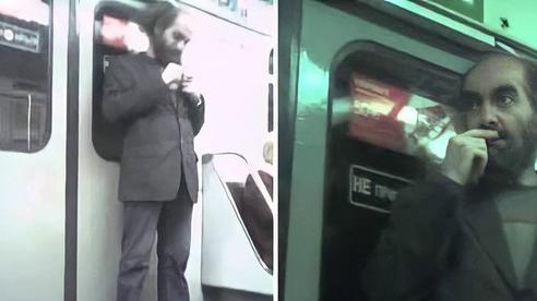 Người đàn ông nhếch nhác đứng ở ga tàu khiến ai cũng bĩu môi coi thường, nhưng tra thông tin trên google thì phát hoảng