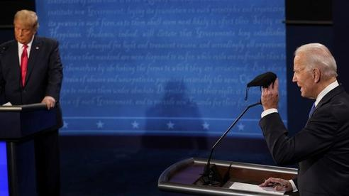 Những điểm không thể bỏ qua trong cuộc tranh luận Tổng thống cuối cùng của bầu cử Mỹ 2020