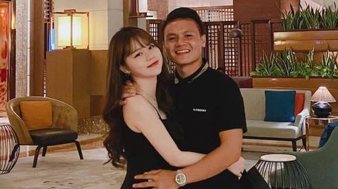 Huỳnh Anh ra mặt bảo vệ Quang Hải: 'Bớt ăn hiếp người yêu em nha!'