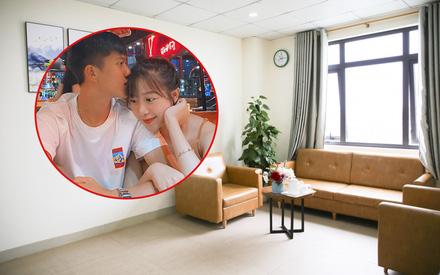 Ai cũng biết cầu thủ Phan Văn Đức chiều vợ, chiều đến mức đưa đi đẻ ở viện hạng sang thế này thật đáng mơ ước