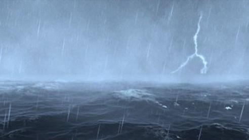 Áp thấp nhiệt đới sẽ mạnh lên thành bão số 9