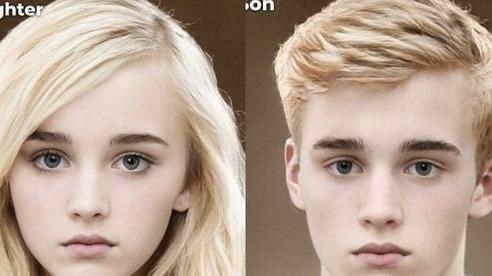 Rần rần ảnh dự đoán nhan sắc con cặp Emma Watson - Tom Felton: Đẹp hoàn mỹ, fan Harry Porter cực phấn khích