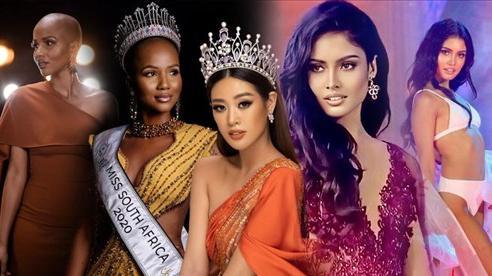 2 đối thủ siêu mạnh của Khánh Vân đồng loạt lộ diện: Philippines đầy học thức, Nam Phi diện mạo ấn tượng