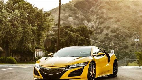 Cả năm không bán nổi một xe, Honda chính thức chia tay NSX