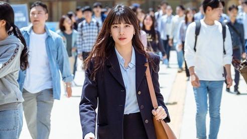 Phim mới của Suzy chưa biết thế nào nhưng style thì rất chuẩn, ưa mặc đơn giản nhưng nịnh mắt bạn hãy hóng ngay