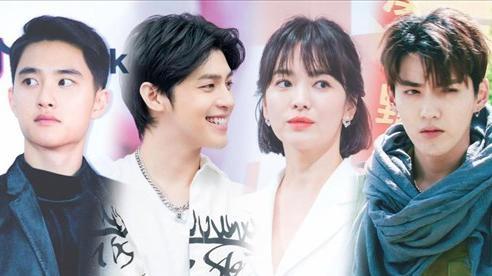 Noo Phước Thịnh được đề cử 'Top 100 gương mặt đẹp nhất thế giới 2020' cùng Song Hye Kyo, Ngô Diệc Phàm và D.O. (EXO)