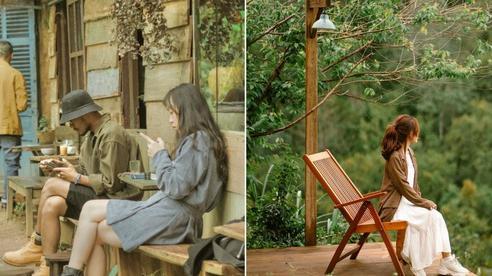 Đà Lạt có 4 quán cafe theo phong cách 'chill phết' cực hiếm người biết: Nằm biệt lập giữa rừng thông, đứng góc nào sống ảo cũng đẹp