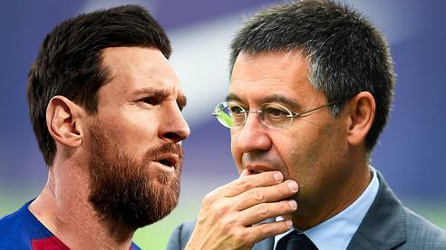 Nóng: 'Kẻ thù' của Messi bất ngờ đứng trước nguy cơ phải từ chức, rời khỏi Barcelona