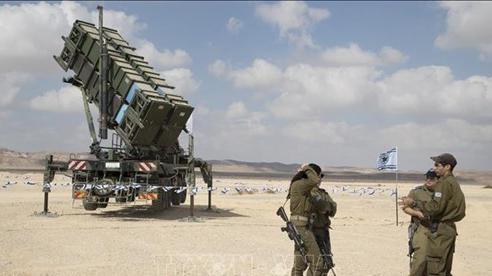 Israel tập trận gần biên giới Liban