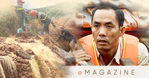 Lũ lụt, biến đổi khí hậu và thủy điện  - VietNamNet
