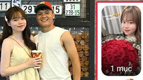 Quang Hải lại xóa thư mục ảnh dành riêng cho Huỳnh Anh, dân tình cảm thán: 'Chuyện cơm bữa'