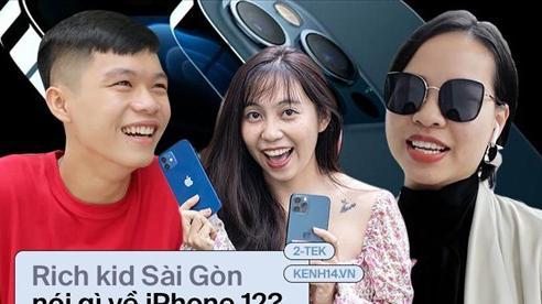 Phỏng vấn dạo: Giới trẻ có mê iPhone 12?