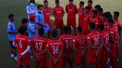 HLV Park Hang-seo triệu tập 33 cầu thủ trong đợt tập trung lần 3 của U22 Việt Nam