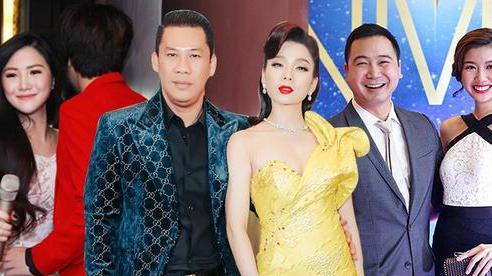 Tình huống 'bơ đẹp' của các cặp sao Việt: Thúy Vân và chồng Lan Khuê tránh né tuyệt đối, khó hiểu nhất là thái độ 'như người dưng' của vợ chồng Lệ Quyên