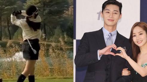Rầm rộ Park Min Young - Park Seo Joon hẹn hò, tất cả bắt nguồn từ status mới nhất của đàng gái