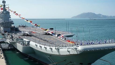 Tàu sân bay thứ hai của TQ sẽ chuyên hoạt động ở Biển Đông?