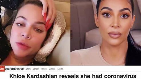 NÓNG: Khloe Kardashian xác nhận nhiễm COVID-19 giữa lúc Kim và gia đình bị chỉ trích vì tiệc tùng giữa mùa dịch