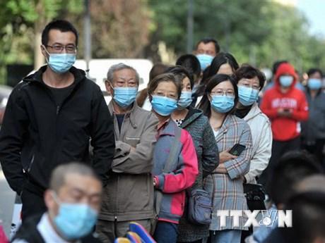 COVID-19: Trung Quốc có thêm 47 ca, Nhật Bản cảnh báo ca mắc mới tăng