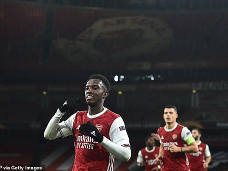 Europa League: Arsenal và AC Milan thắng lớn, Tottenham bại trận