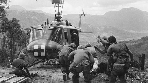 Chiến trường Quảng Trị khốc liệt: Đối mặt với tử thần tại 'cối xay thịt'