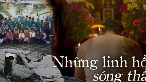 Cơn ám ảnh thảm họa sóng thần 2011 của người Nhật được làm thành phim vừa rợn gáy - vừa đau thắt lòng