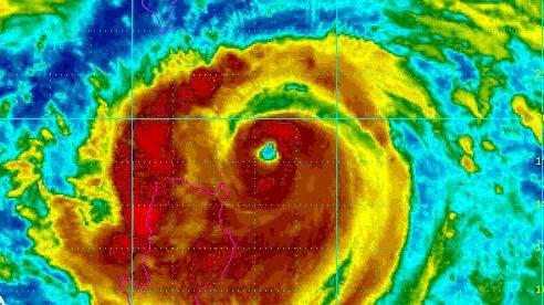 Song bão bùng nổ Tây Thái Bình Dương: Dự báo, xuất hiện siêu bão Cấp 5, sau khi suy yếu sẽ hồi sinh sức mạnh đi vào Biển Đông