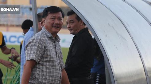 Chủ tịch CLB Quảng Nam: 'Chúng tôi không có tiền để mà thưởng cho SLNA'