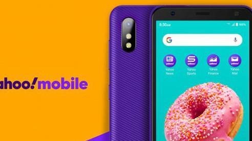 Yahoo ra mắt smartphone siêu rẻ, giá chỉ 49 USD