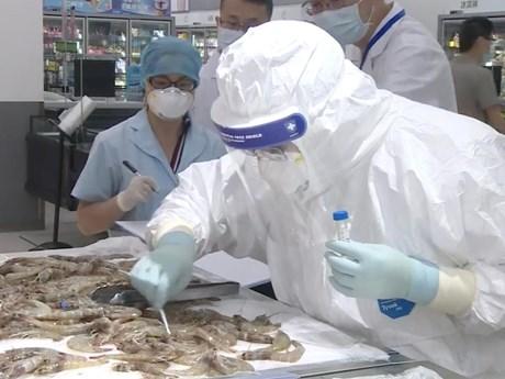Trung Quốc phát hiện virus SARS-CoV-2 trên bao bì hải sản từ Ecuador
