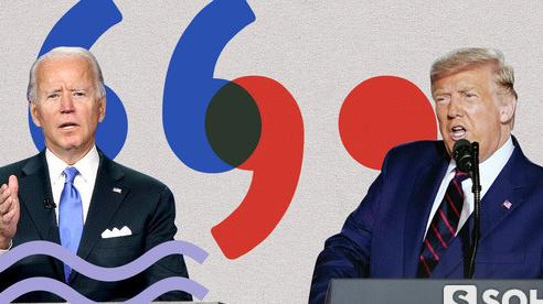 Những phát ngôn đáng lưu vào 'sử sách' của hai ông Donald Trump và Joe Biden