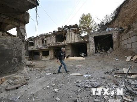 Nagorny-Karabakh: Thổ Nhĩ Kỳ muốn có thêm nước giám sát lệnh ngừng bắn