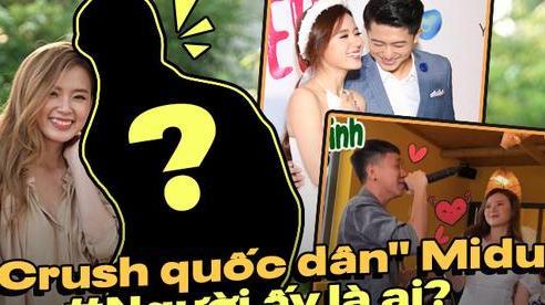 Hội tình tin đồn toàn nam thần của Midu: 'Thần tiên tỷ tỷ' là gu của 3/4 người, từng được diễn viên có biệt thự 25 tỷ hỏi cưới?