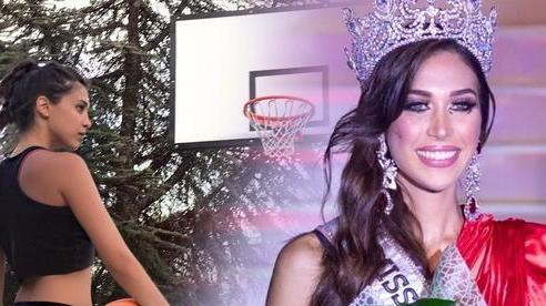 Andrea Martinez, từ tuyển thủ bóng rổ Tây Ban Nha đến ngôi  Hoa hậu Hoàn vũ 'Xứ bò tót'