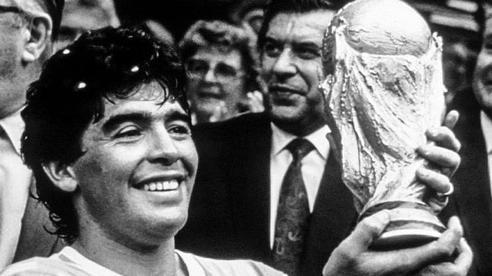 Nữ phóng viên Anh: 'Điều buồn nhất là sự ra đi của Maradona không bất ngờ'