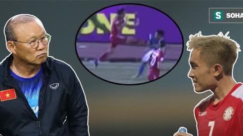 'Gã tiều phu' từng khiến cả V.League rợn người & màn lột xác khiến thầy Park phải động tâm
